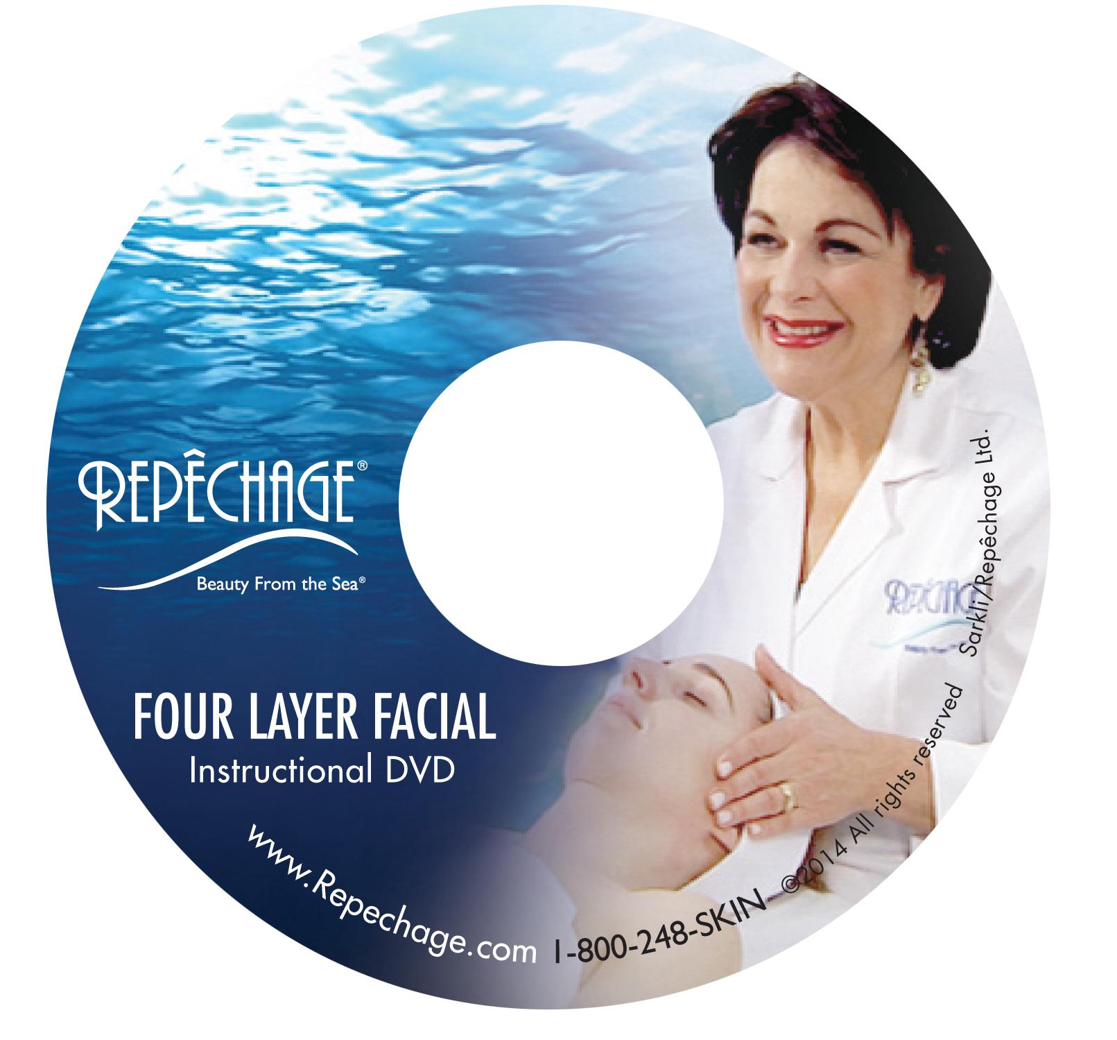 Multi facial dvd — 14